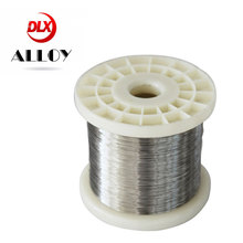 stainless steel wire SS316L round/<strong>flat</strong> vape wire