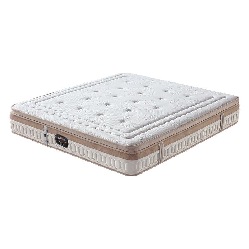 Euro top Fabric Pocket <strong>Spring</strong> Sleep well Memory Foam Mattress