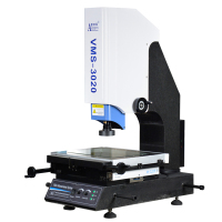 VMS-3020 Coordinate Measuring Machine Optical Vision instrument 2.5D Manual Video Measuring System For Metal Part