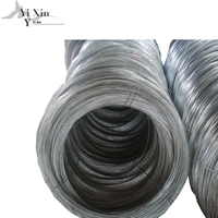 galvanized steel wire resistance rod galvanised steel wire ropes