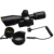 MARCOOL 2.5-10x40 mil dot tactical day and night rifle scope 40mm Objective Diameter hunting scope