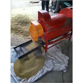 New Best seller rice mill beater corn wheat millet grain sheller smash Integrated machine Mini wheat thresher machine