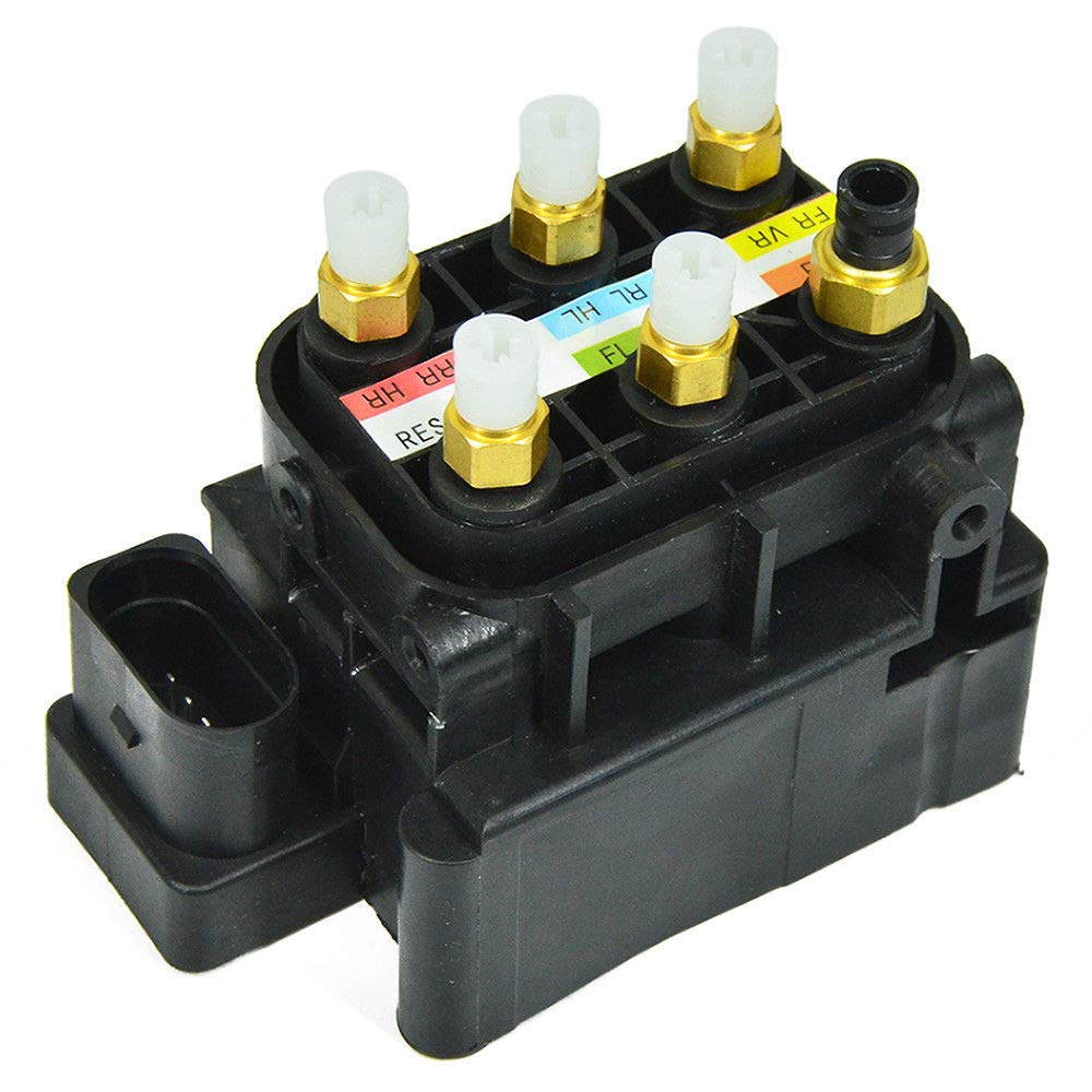 New <strong>Air</strong> Suspension Solenoid Valve Block For Mercedes-Benz <strong>W164</strong> W166 W221 W251 W212 W216 W222 OEM 2123200358 2513200058