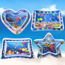 Hot selling wholesale pvc inflatable water play mat for fun