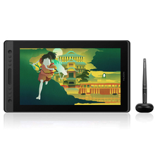 Huion Kamvas Pro 16 full laminated IPS screen tilt function cartoon drawing graphics pen tablet <strong>monitor</strong>
