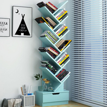 office wood kid portable tree book <strong>shelf</strong>