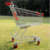 Big supermarket cart grocery supermarket four wheel shopping trolley
