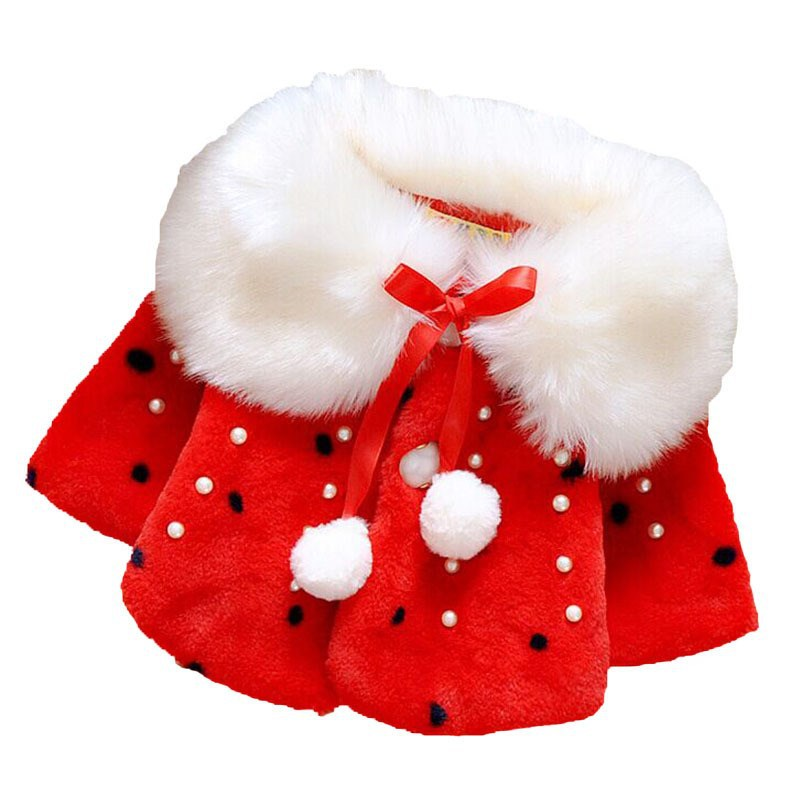 Wholesale baby girl winter clothes kids winter plush wave point <strong>coat</strong> children clothes