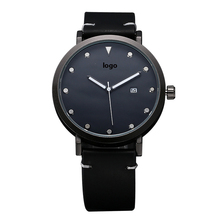 Fashion simple minimalist watch wish <strong>hot</strong> men's quartz watch