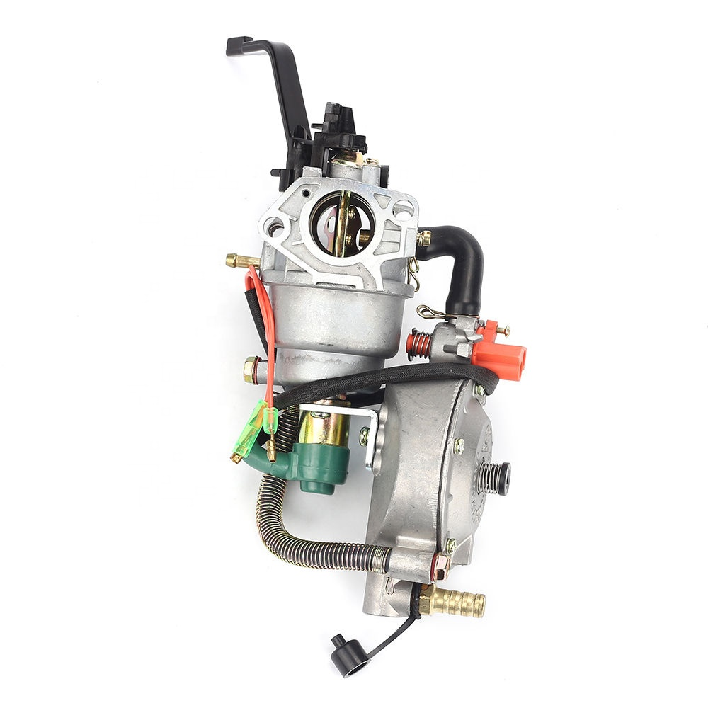 Dual Fuel Carburetor Generator <strong>LPG</strong> <strong>Conversion</strong> For Honda GX390 188F Engine
