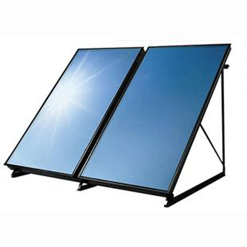 Aluminum Alloy Copper Pipe Material Flat Panel Plate Solar Water heat Collectors