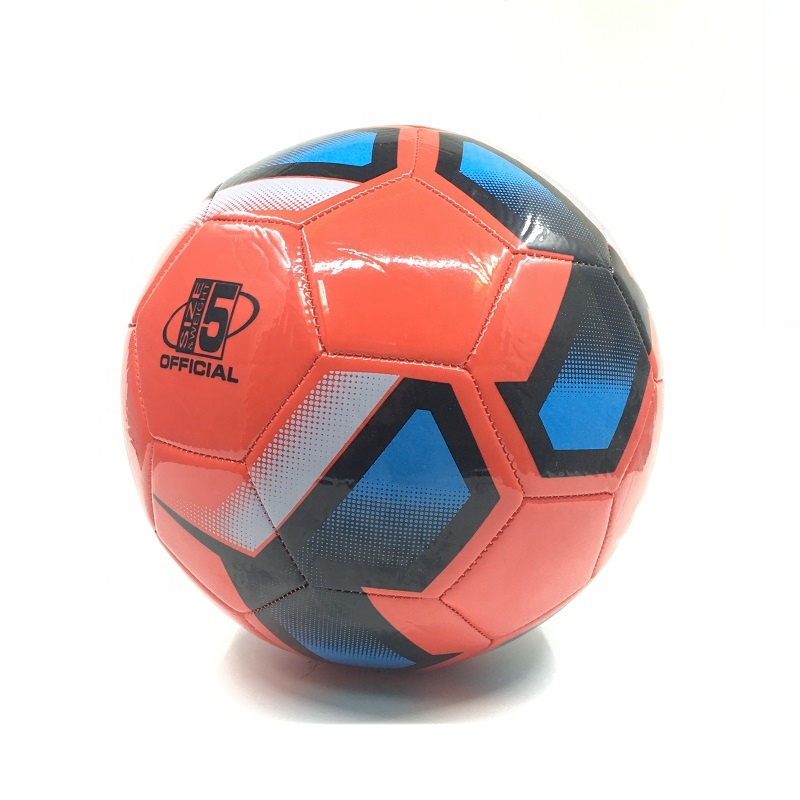 Sialkot Pakistan Sports Goods Official Size PU TPU PVC Soccer Ball Handball With Customized Logo Printed Football for Match