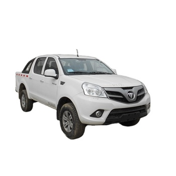 China Foton brand cheap price good quality 4wd 4x4 pickup car for sale