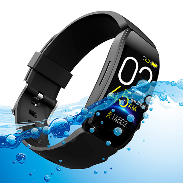 2020 best selling <strong>C114</strong> colorful smart light screen smart bracelet