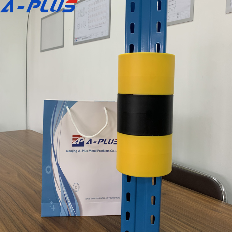 Pallet Racking Upright Column Guard Plastic HDPE Protector