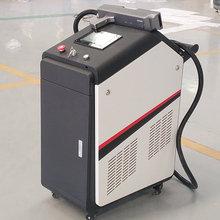 100w 200w Fiber Laser cleaning machine for laser rust removal