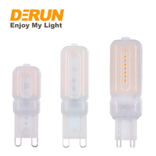 plastic ampoules <strong>bulb</strong> replacement 40w halogen 3W 5W 7w 12v 24V 220V 240V 2700k g9 lamps mini led light for decoration , LED-G9