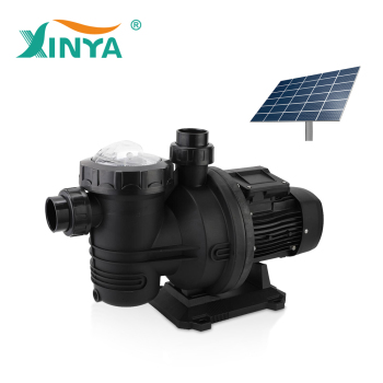Swimming pool solar pump