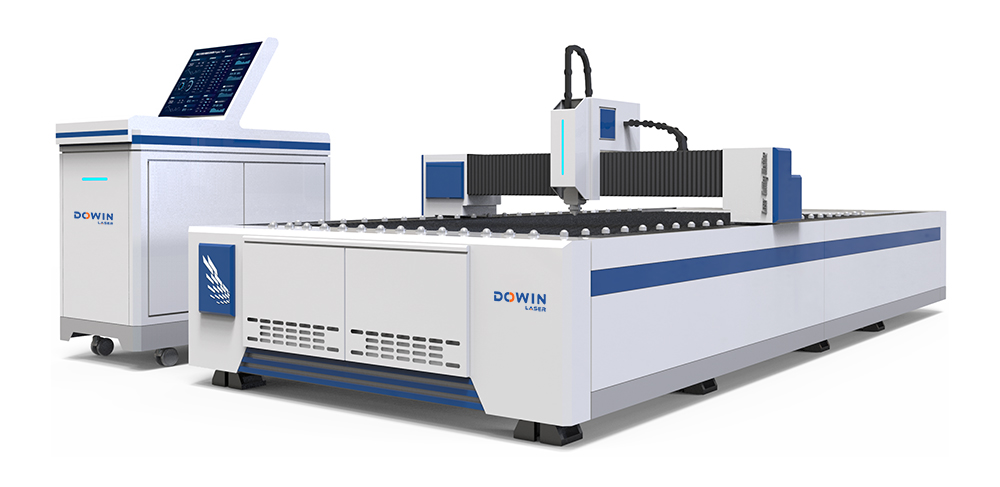 500W 700W 1000W cnc sheet metal fiber laser cutting machine price