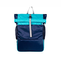 Fashion Travel Backpack Bag Rolling Roll Top Backpack Waterproof Sport Leisure Bag Student Backpack Man Women