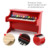 Less MOQ High Quality Mini Child Wooden Toy Piano Toy Baby Wooden Piano