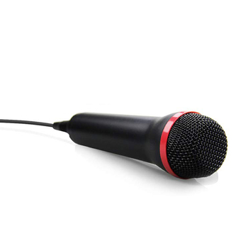 Honcam USB Wired Karaoke Microphone Professional for PS2/PS3/PS4/Xbox 360/PC/WII
