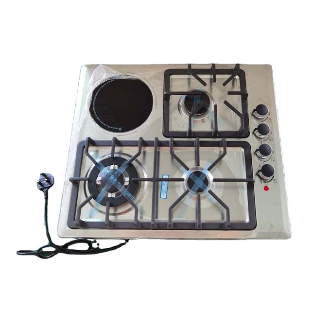 Home appliance cooking burner cookers <strong>gas</strong> with electronic