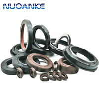 High Quality Rotary Shaft Rubber Oil Seal NBR FKM Skeleton TC Grease Seal Double Lip Oil Seal