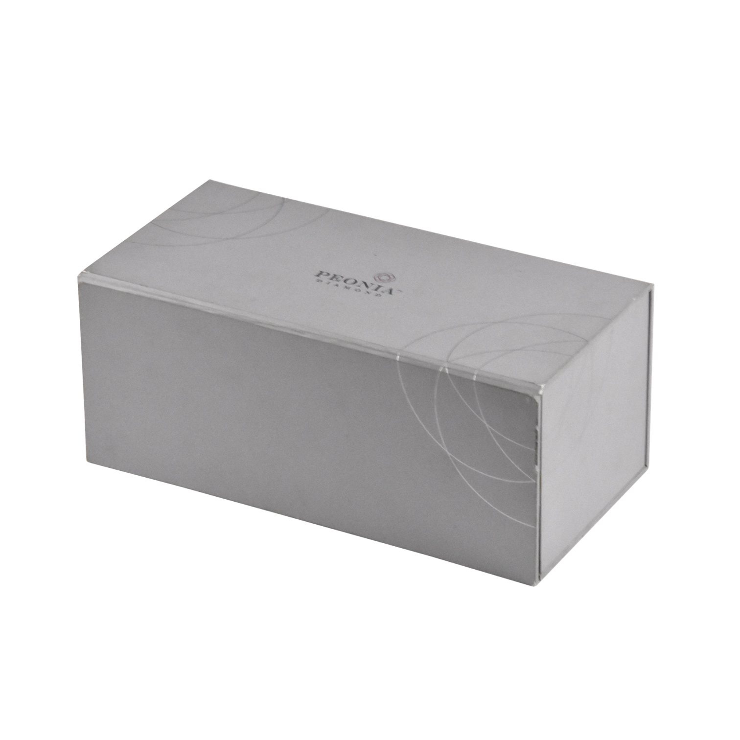 Luxury double-layer folderbale leather jewelry display gift box with drawer