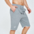Joggers mens cycling gym shorts crotch mesh breathable bike running track he short