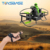 New Quadcopter With Watch Gravity Sensing RC Drone Flying Motorcycle Toy