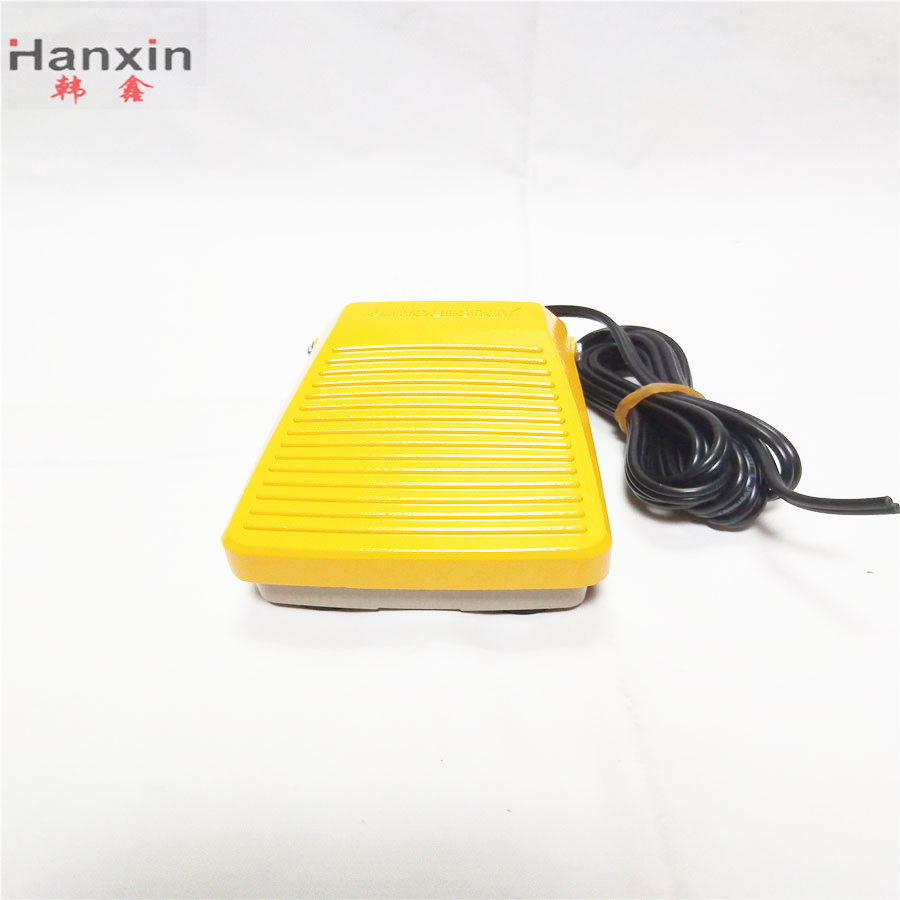 Hanyoungnux Middle size aluminum foot <strong>switch</strong> HY-102N