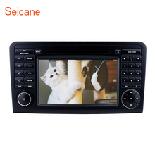 7 inch Android 9.0 HD Touchscreen GPS Navigation Radio for 2005-2012 Mercedes Benz ML CLASS <strong>W164</strong> ML350 with Carplay Bluetooth
