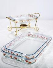 Oven safe glass cookware high borosilicate glass baking dishes <strong>plate</strong>