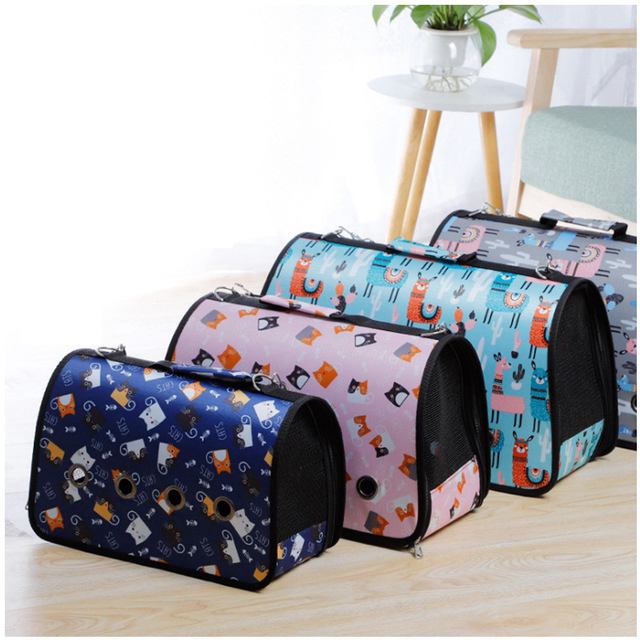 MOQ 1 Airline Approved Factory Cheap Price Washable Pet Transport Pet Bag Carrier for Dog and Cat