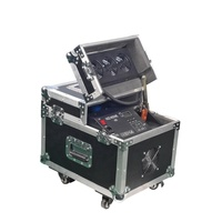DMX control 600W Smoke EffectFog Machine professional lighting equipment stage machine