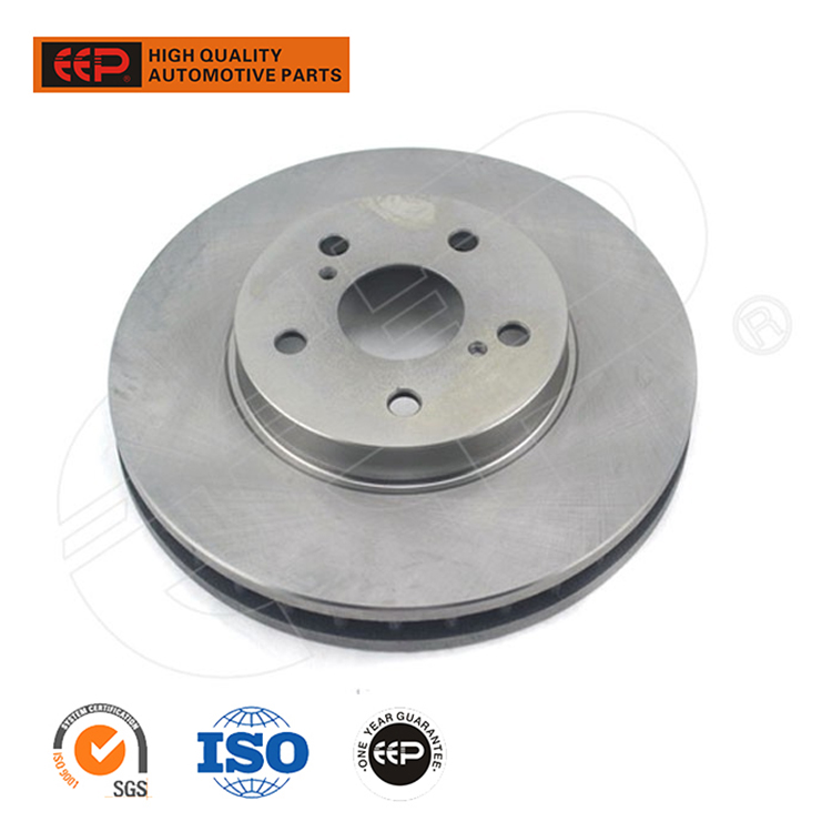 wheel auto parts brake disc for toyota camry ACV30 43512-08040