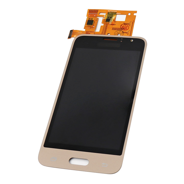HengQiang Original LCD Display Touch Screen Digitizer Frame For Samsung Galaxy <strong>J120</strong> 2016 LCD