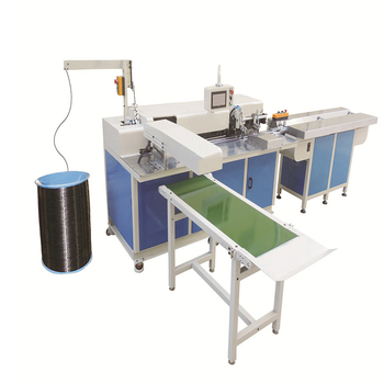Notebook Metal Coil Binding Machine