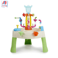 2020 Hot Sale Plastic Kids Table Beach Water Toys
