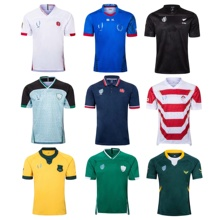 Rugby Jersey 2019/2020 World <strong>Cup</strong> Style Home and Away rugby rugby uniform