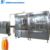 Tea drinks beverage liquid can hot filling manufacture washing filling capping machine