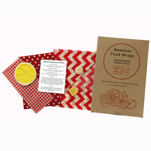 Free Sample LFGB Approved Natural Organic Beeswax Wraps for food packaging