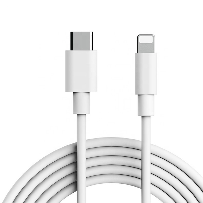 18W Fast Charger USB Data Charging Cable Mobile Phones Type <strong>c</strong> to 8Pin Data Cable for iPhone X <strong>11</strong>
