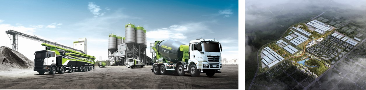 ZOOMLION Official Manufacturer Concrete Mixer China Truck 12JB