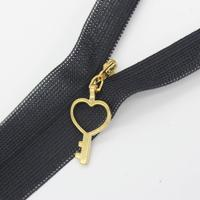 Multi-Purpose for gament use of Good looking of style attractive and elegant Quality Materials durable #3 Nylon close end zipper