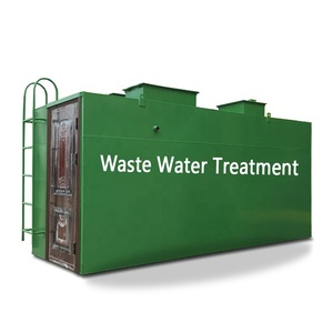 domestic machine system waste water mbr wastewater equipment/package sewage plant/mbr industrial wastewater treatment