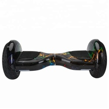 2020 new model 10 inch self balancing board electric scooter with fat wheels