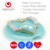 wireless charging tracker premium gemstone  heart rate monitor women smart bangles girls smart bracelets