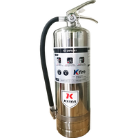 Foam Water Stainless steel Fire Extinguisher